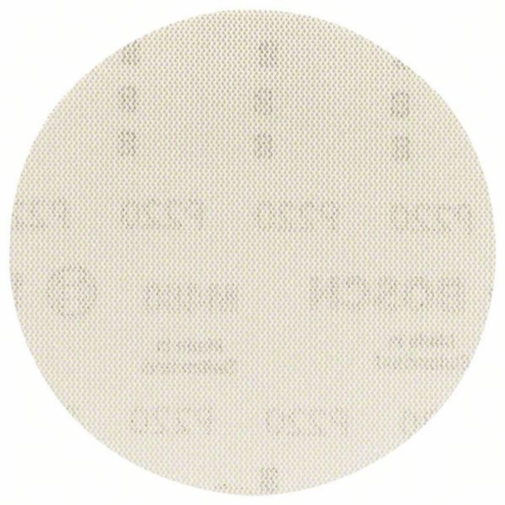 Bosch Accessories 2608621149 2608621149 brusné papíry pro excentrické brusky Zrnitost 220 (Ø) 125 mm 5 ks