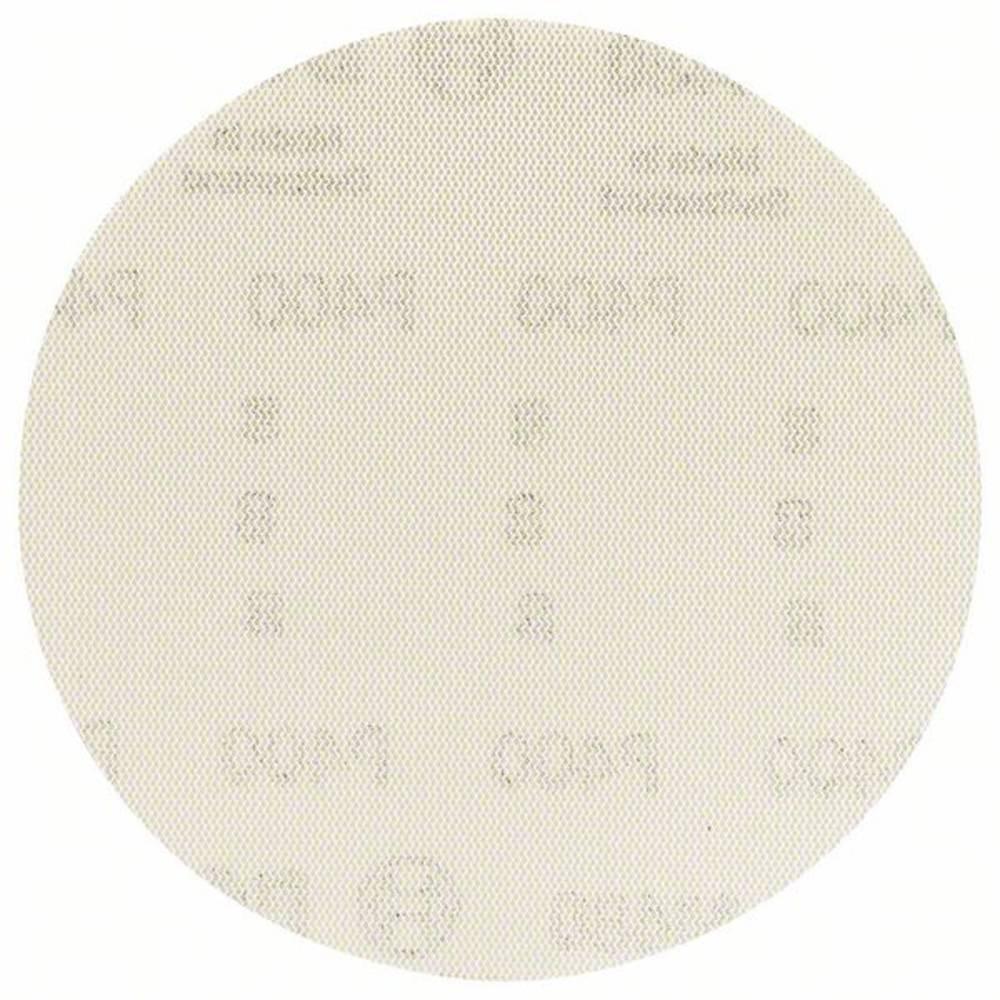 Bosch Accessories 2608621152 2608621152 brusné papíry pro excentrické brusky Zrnitost 400 (Ø) 125 mm 5 ks