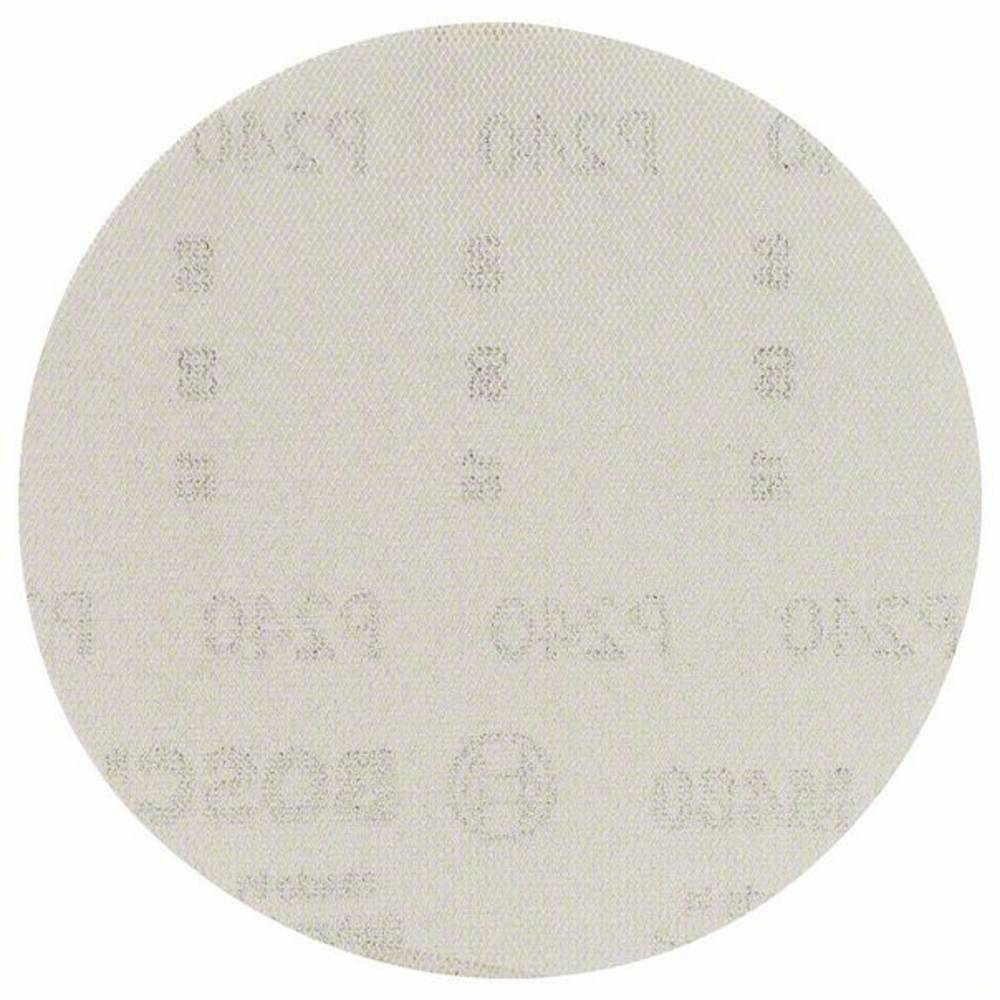 Bosch Accessories 2608621141 2608621141 brusné papíry pro excentrické brusky Zrnitost 240 (Ø) 115 mm 5 ks
