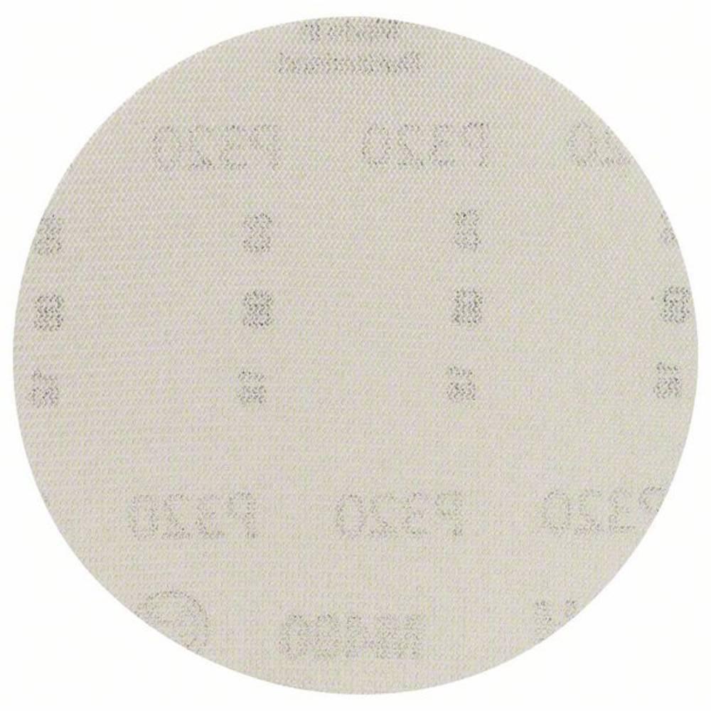 Bosch Accessories 2608621142 2608621142 brusné papíry pro excentrické brusky Zrnitost 320 (Ø) 115 mm 5 ks