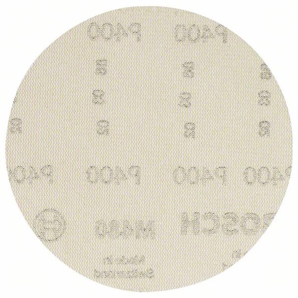 Bosch Accessories 2608621143 2608621143 brusné papíry pro excentrické brusky Zrnitost 400 (Ø) 115 mm 5 ks