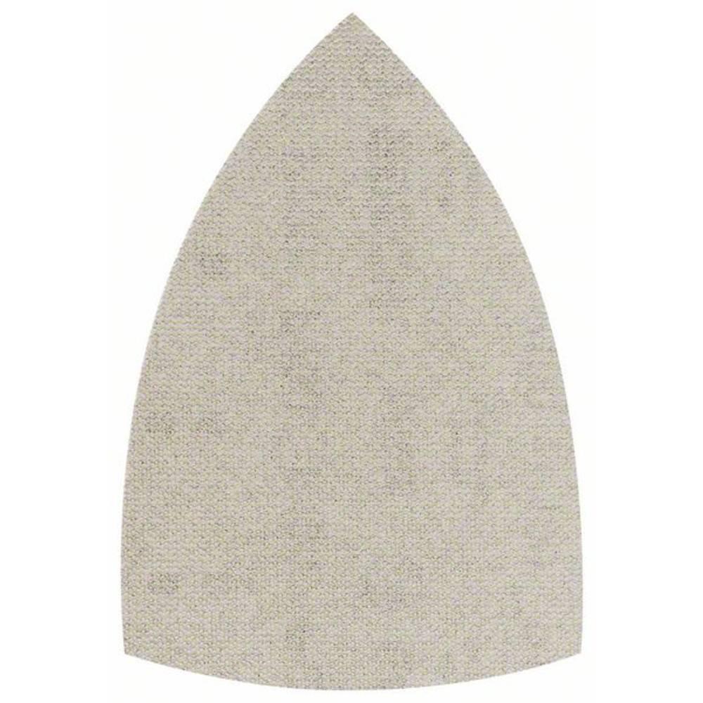 Bosch Accessories 2608621208 brusný papír pro delta brusky Zrnitost 100 10 ks