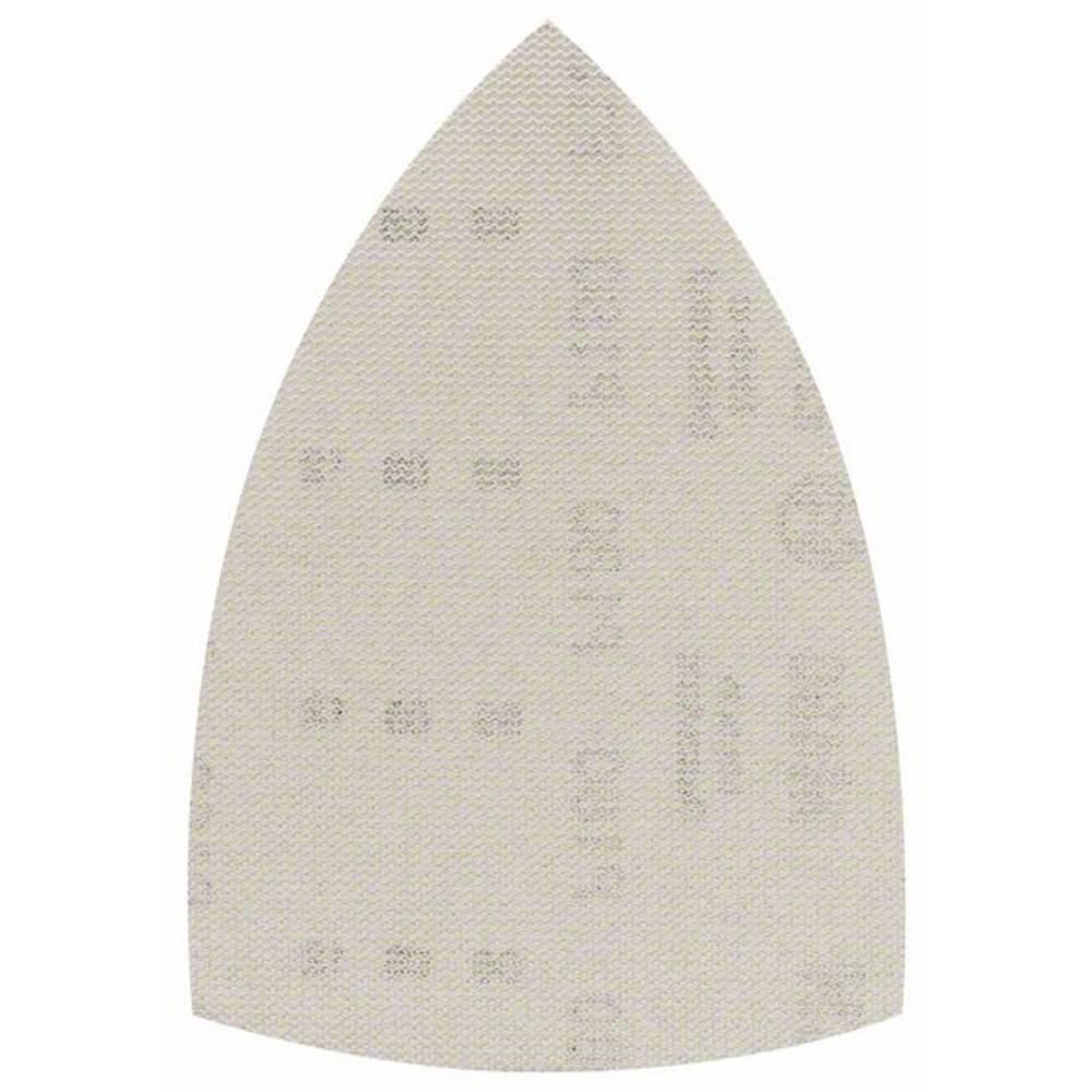 Bosch Accessories 2608621211 brusný papír pro delta brusky Zrnitost 180 10 ks