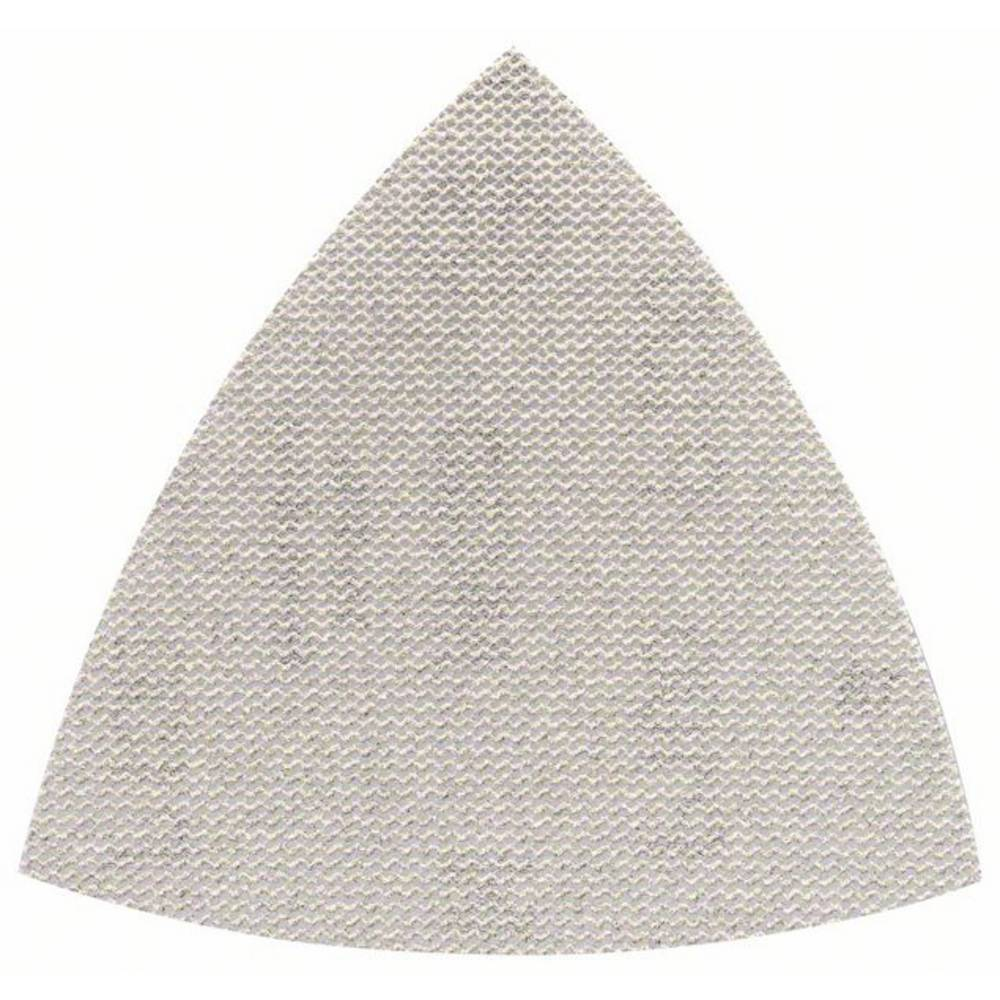 Bosch Accessories 2608621190 brusný papír pro delta brusky Zrnitost 100 5 ks