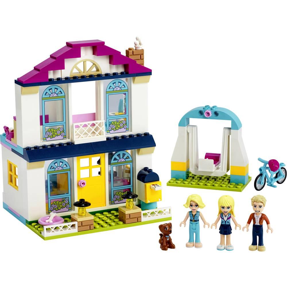 41398 LEGO® FRIENDS Stephanies rodinné domy