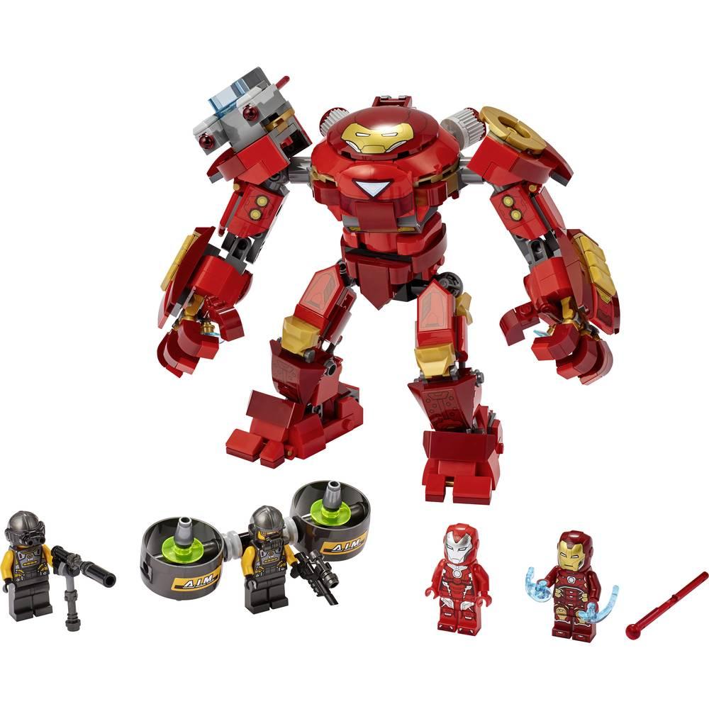 76164 LEGO® MARVEL SUPER HEROES Iron man Hulkbuster vs. (ÚŘ. VĚST.