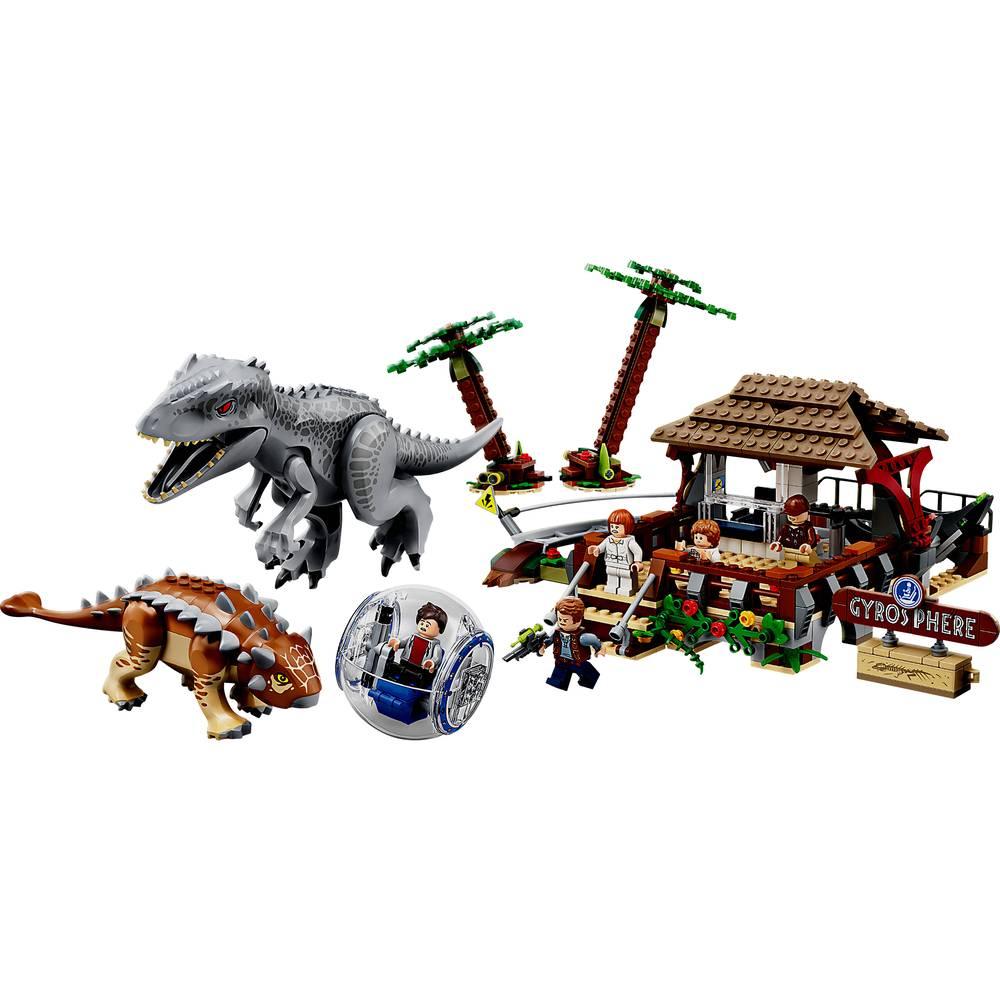 75941 LEGO® JURASSIC WORLD™ Indominus Rex vs. Kotevní úpuč