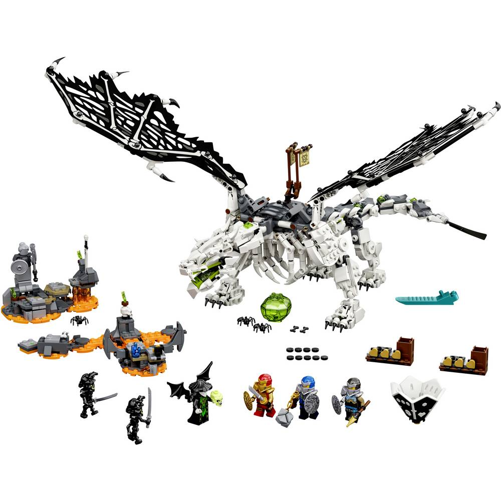 71721 LEGO® NINJAGO Dročník mrtvého hlavaře