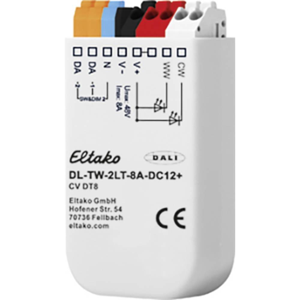 DL-TW-2LT-8A-DC12+ Eltako LED stmívač vestavné, pod omítku