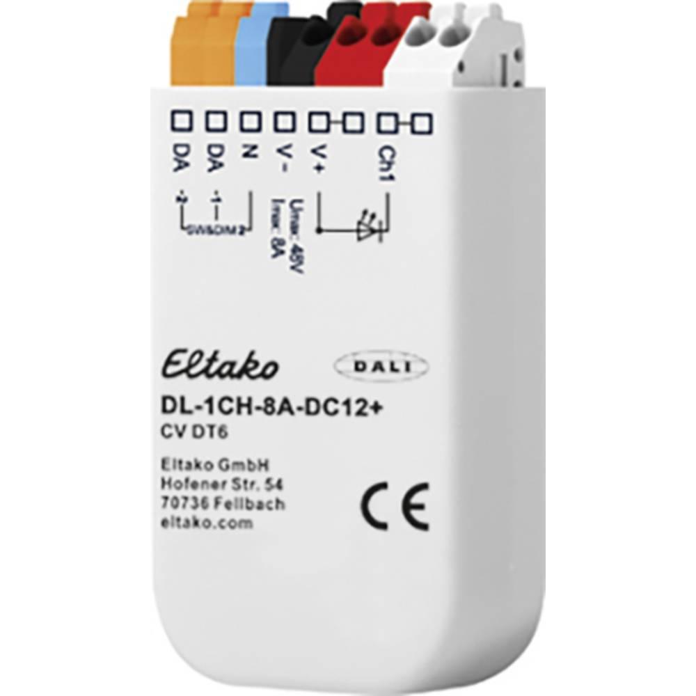 DL-1CH-8A-DC12+ Eltako LED stmívač 1kanálový vestavné, pod omítku
