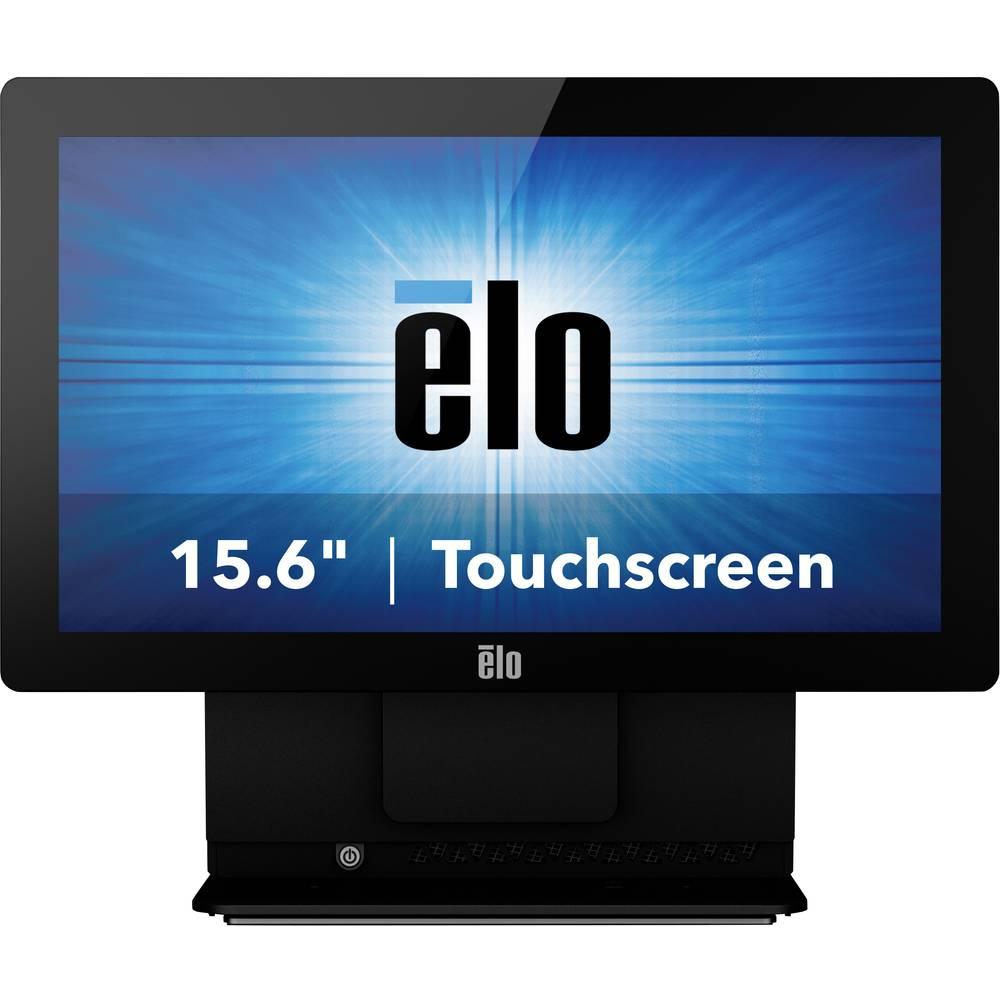 elo Touch Solution 15E2 Rev. 39.6 cm (15.6 palec) dotykový All in One PC Intel® Celeron® J1900 4 GB 128 GB SSD Intel HD Graphics bez OS černá