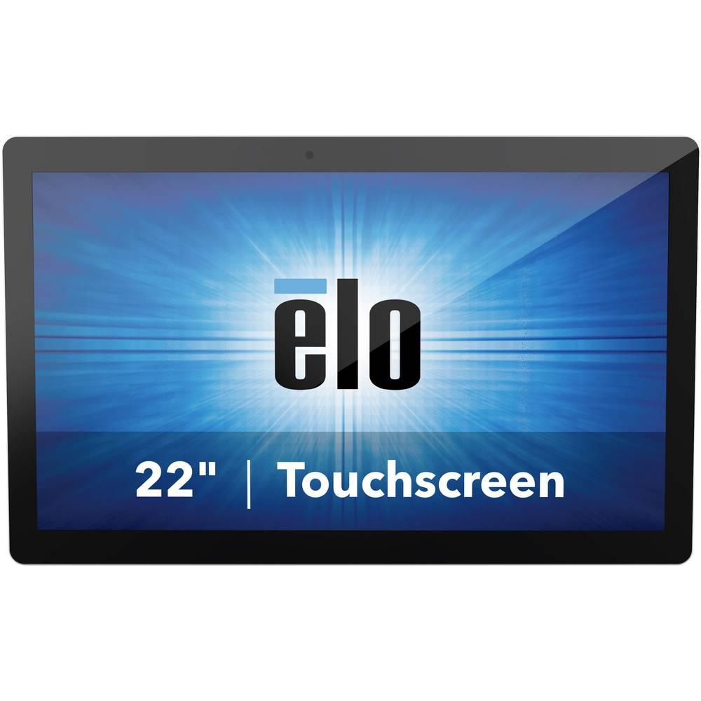 elo Touch Solution I-Series 2.0 54.6 cm (21.5 palec) dotykový All in One PC Intel® Core™ i5 i5-8500T 8 GB 128 GB SSD Intel UHD Graphics 630 Windows® 10 IoT Enterprise černá