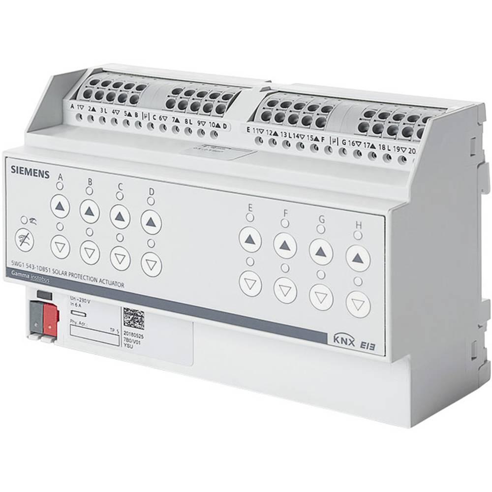 Siemens KNX 5WG1543-1DB51 senzor světla