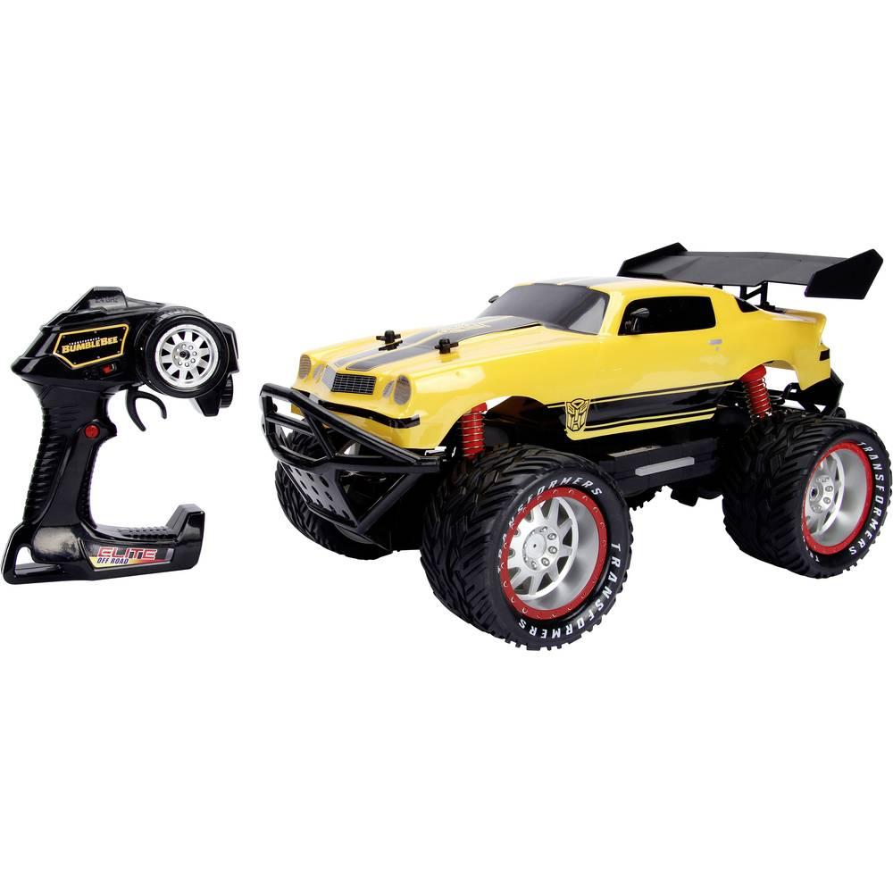 JADA TOYS 253119001 Transformers Elite RC Bumblebee 1:12 RC model auta elektrický monster truck