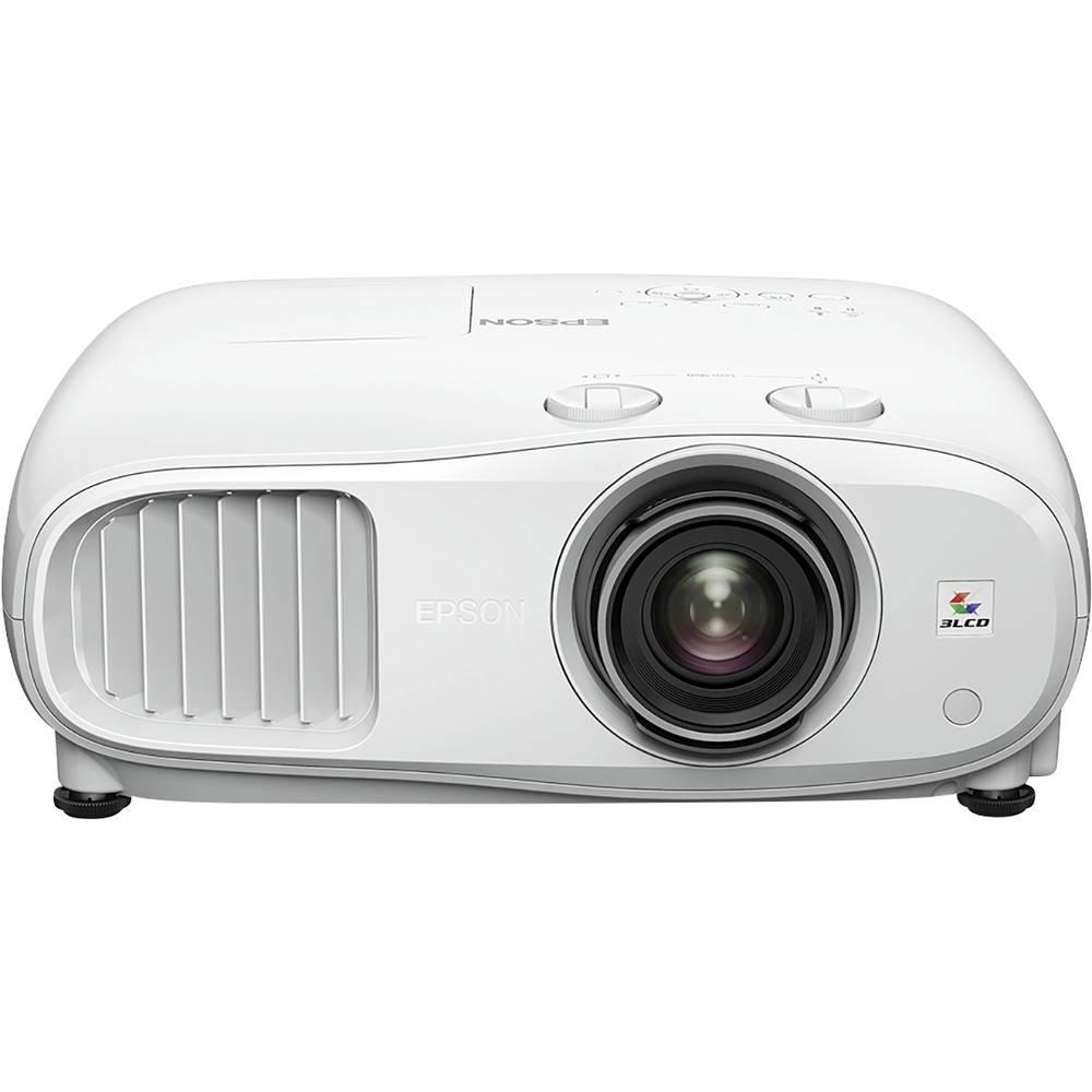 Epson projektor EH-TW7000 LCD Světelnost (ANSI Lumen): 3000 lm 3840 x 2160 UHD 40000 : 1 bílá