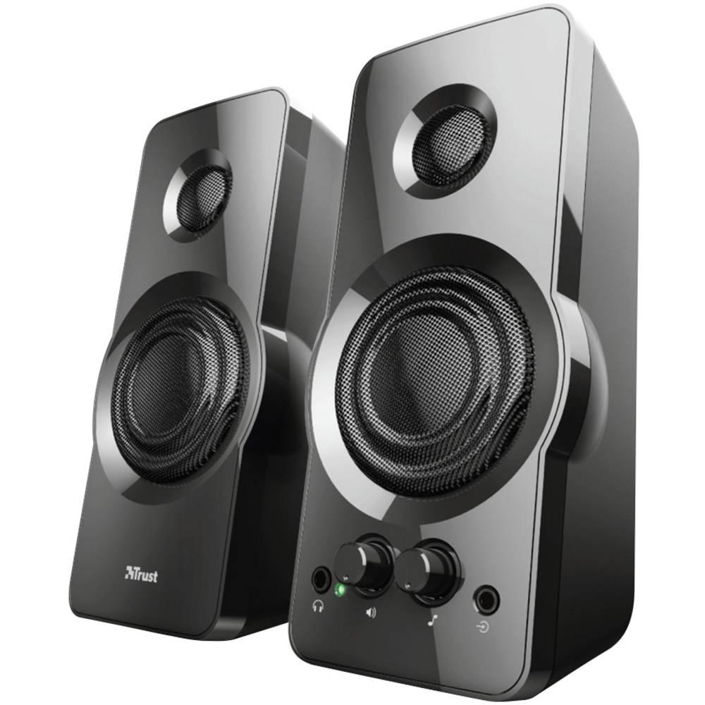 Trust Orion 2.0 Speaker set 2.0 PC reproduktory kabelový 18 W černá