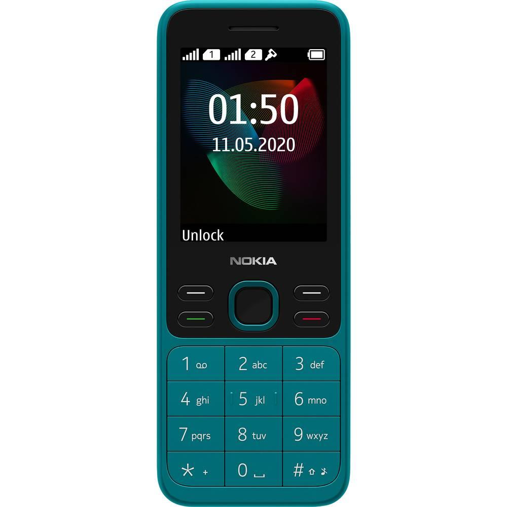 Nokia 150 mobilní telefon Dual SIM azurová