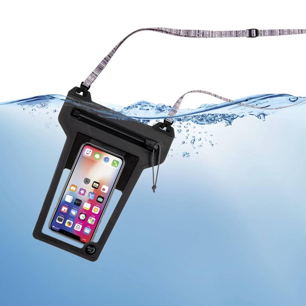 NITE Ize taška na mobilní telefon RunOff Phone Bag černá NI-ROPPL-09-R3