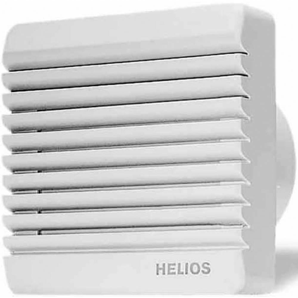 Helios EVK 150 zpětná klapka ventilátoru