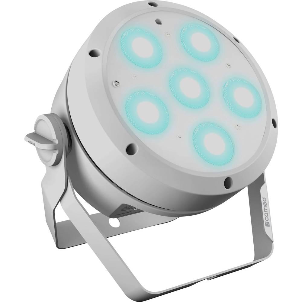 Cameo ROOT PAR 6 WH LED PAR reflektor Počet LED: 6 12 W bílá