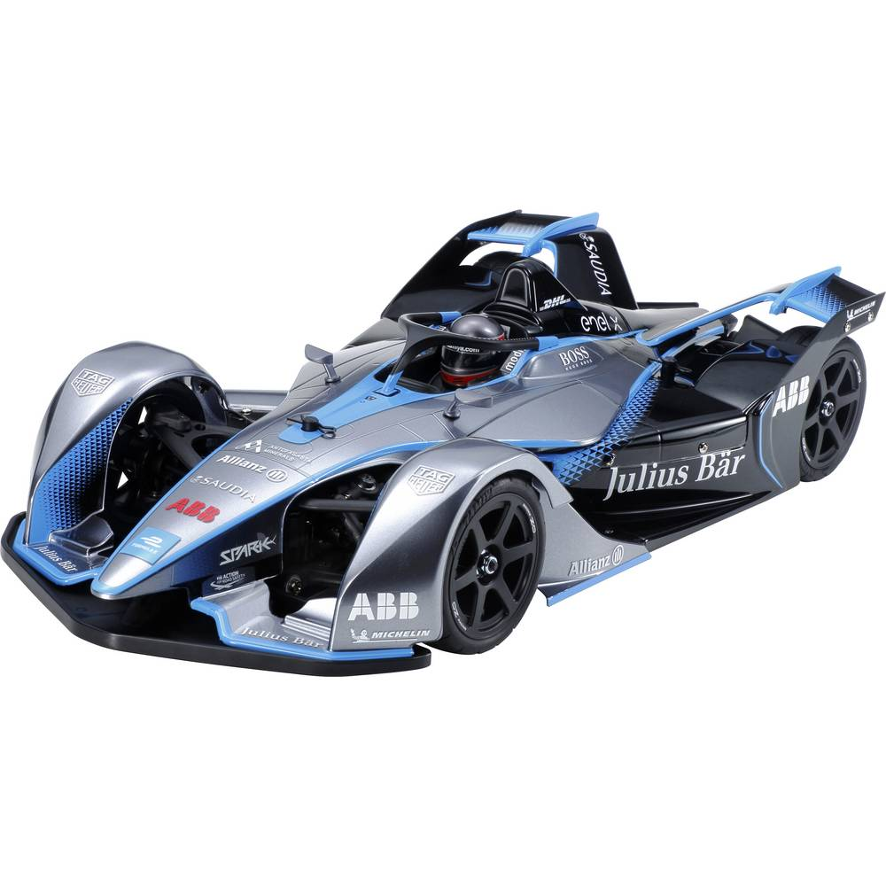 Tamiya 1:10 RC Formula E Gen2 Ch.Liv. TC01 1:10 RC model auta elektrický závodní auto