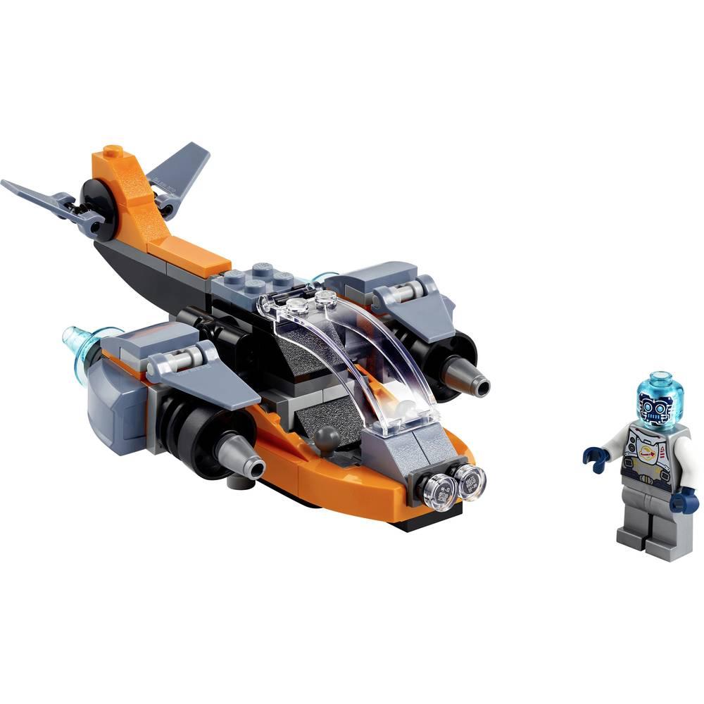 31111 LEGO® CREATOR Cyber dron