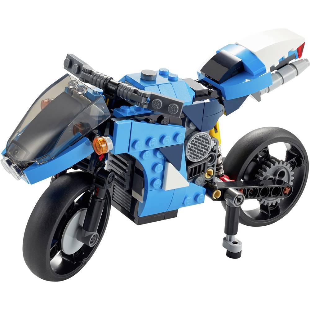 31114 LEGO® CREATOR Terénní motorka