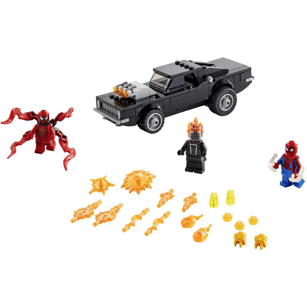 76173 LEGO® MARVEL SUPER HEROES Spider Man a Ghost Rider vs. Carnage