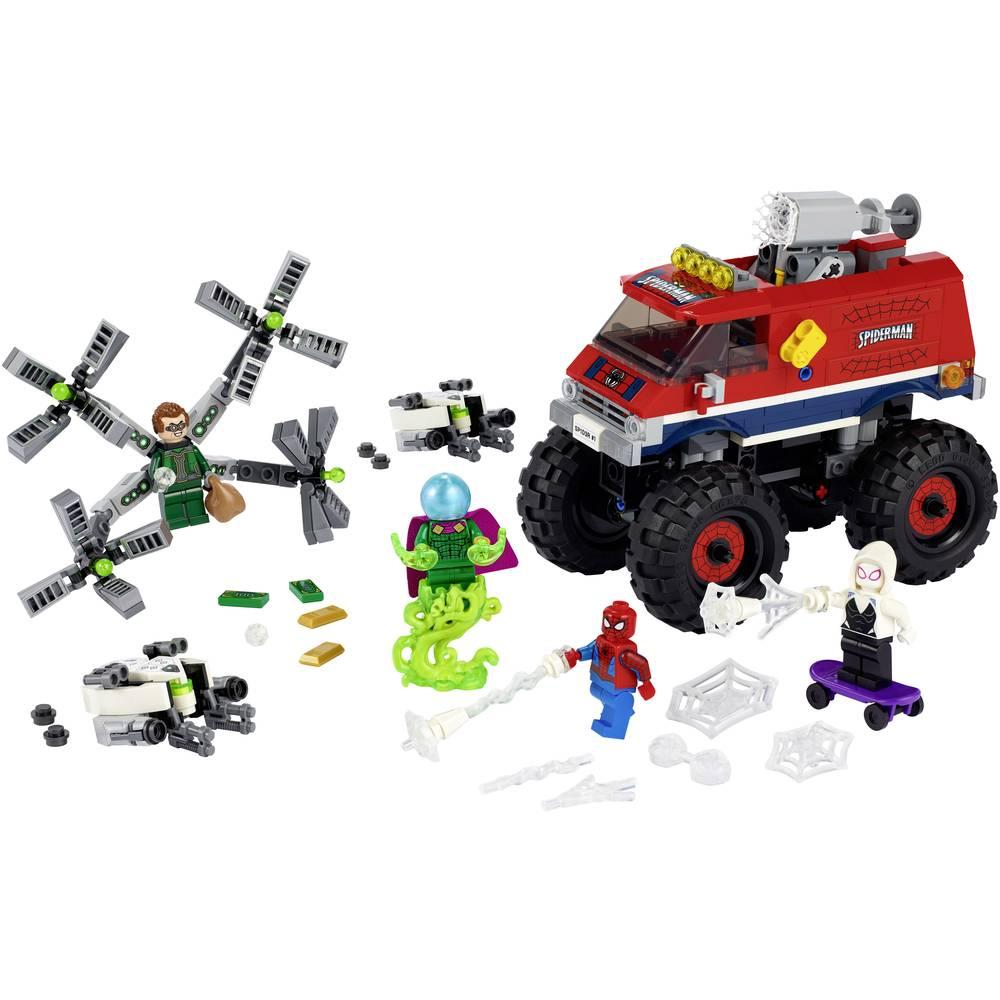 76174 LEGO® MARVEL SUPER HEROES Spider Mans Monstertruck vs. Mysterio
