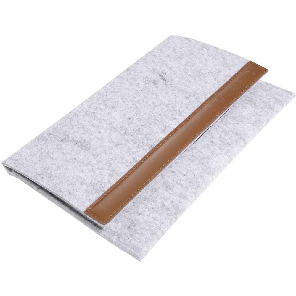 """Ultron brašna na tablet Vhodný pro velikosti displejů=17,8 cm (7"""") šedá"""