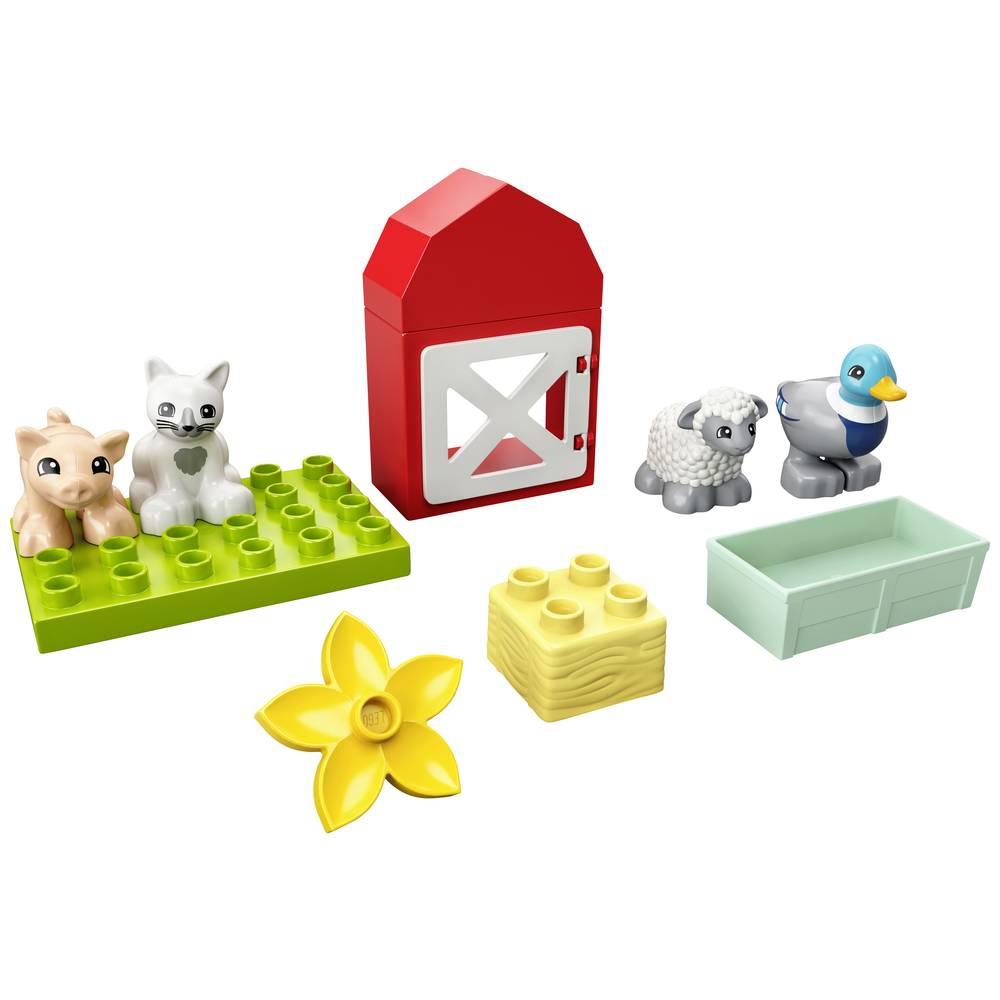 10949 LEGO® DUPLO® Péče o zvířata na statku