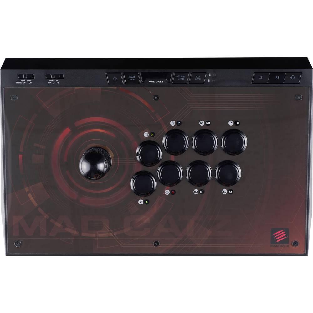 MadCatz EGO Arcade FightStick joystick USB PC, PlayStation 4, Xbox One, Nintendo Switch černá