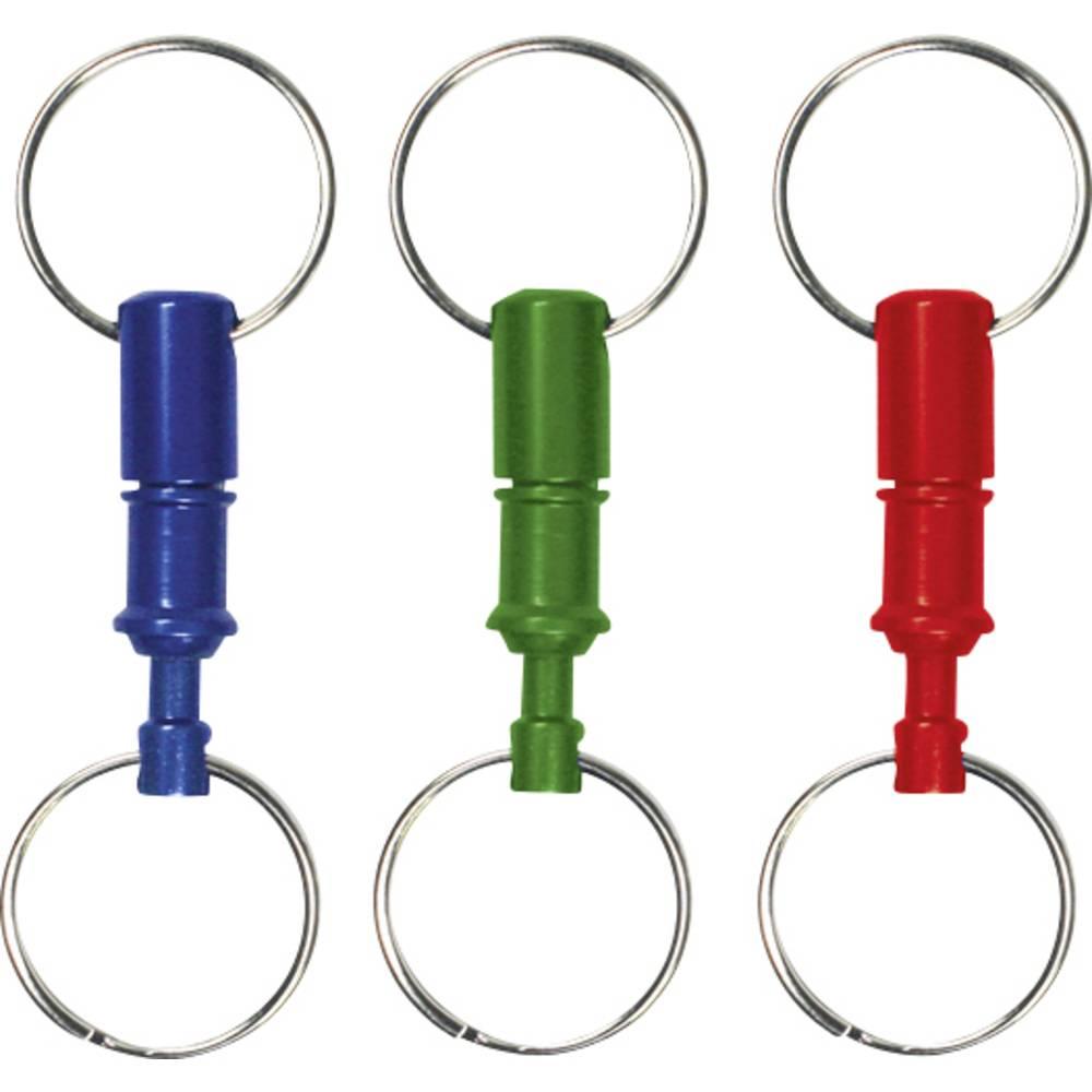 Basi věšák na klíče 0006-0546 4026434114805 barevná 12 ks/bal. 12 ks
