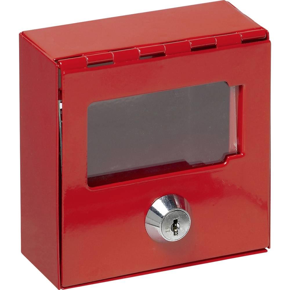 Basi nouzová schránka na klíče 2150-0000 červená