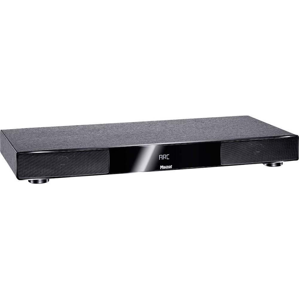 Magnat Sounddeck 160 Soundbase černá Technologie AptX, Bluetooth®, USB