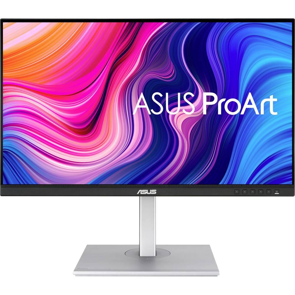 Asus PA279CV LED monitor 68.6 cm (27 palec) Energetická třída (EEK2021) G (A - G) 3840 x 2160 Pixel UHD 5 ms HDMI™, DisplayPort, na sluchátka (jack 3,5 mm), USB 3.2 Gen 1 (USB 3.0), USB-C™ IPS LED