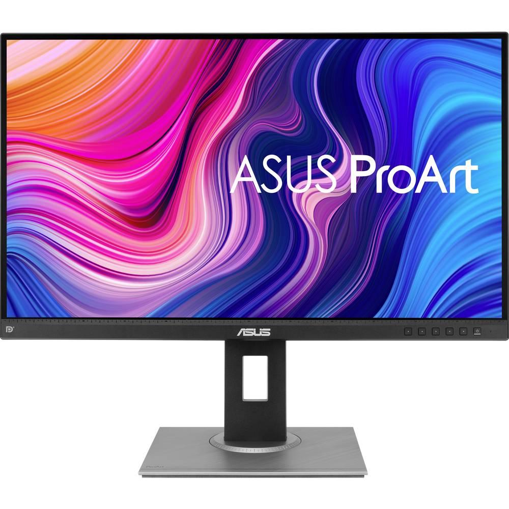 Asus PA278QV LED monitor 68.6 cm (27 palec) Energetická třída (EEK2021) G (A - G) 2560 x 1440 Pixel QHD 5 ms DVI, HDMI™, na sluchátka (jack 3,5 mm), USB 3.2 Gen 1 (USB 3.0), mini DisplayPort, DisplayPort IPS LED