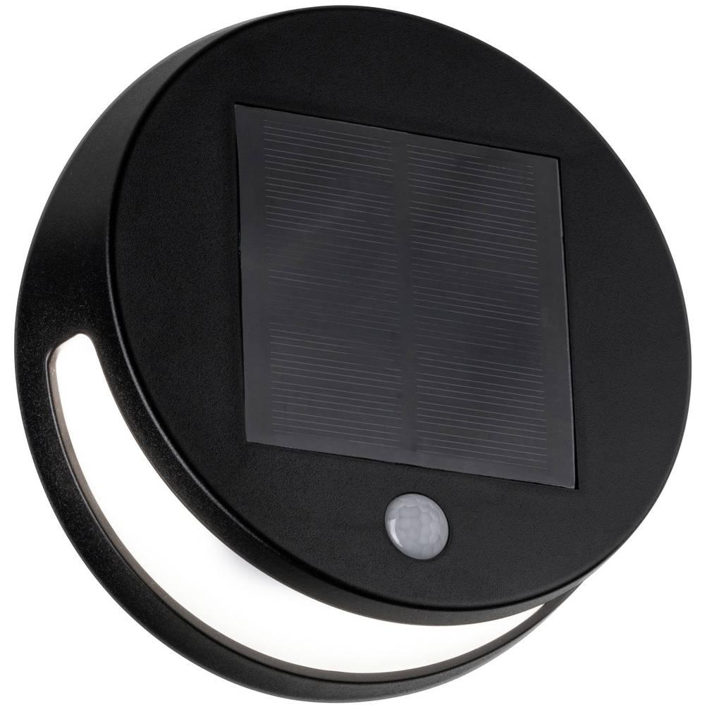 Paulmann 94265 solární nástěnná lampa 3 W teplá bílá antracitová