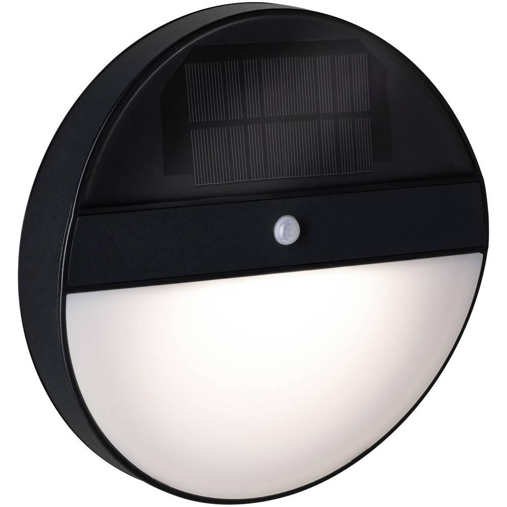 Paulmann 94264 solární nástěnná lampa 1 W teplá bílá antracitová