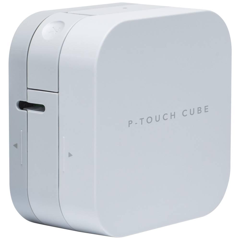 Brother P-touch P300BT štítkovač vhodné pro pásky: TZ 3.5 mm, 6 mm, 9 mm, 12 mm