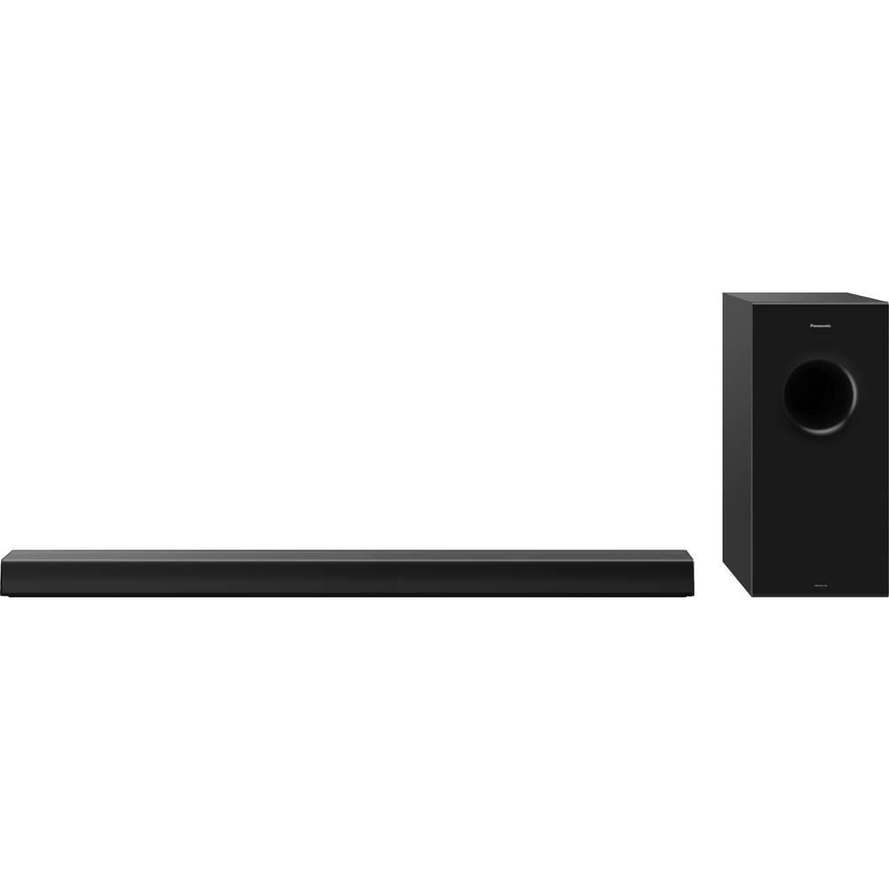 Panasonic SC-HTB600EGK Soundbar černá vč. bezdrátového subwooferu, Dolby Atmos® , Bluetooth®