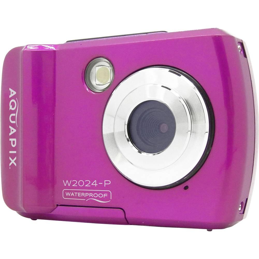 Easypix W2024 Splash digitální fotoaparát 16 Megapixel růžová voděodolný