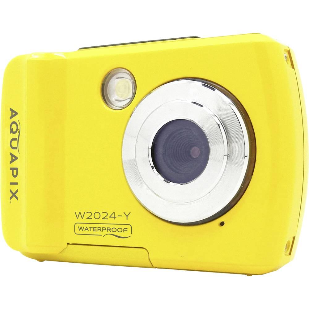 Easypix W2024 Splash digitální fotoaparát 16 Megapixel žlutá voděodolný