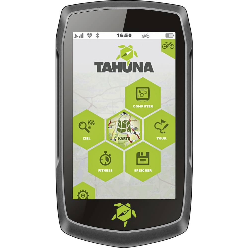 Teasi Tahuna ONE⁴ Speed Sensor Bundle outdoorová navigace člun, kolo, turistika pro Evropu GPS , Bluetooth® , chráněné proti stříkající vodě