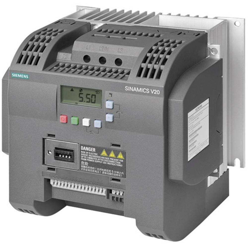Siemens frekvenční měnič FSC 2.2 kW 1fázový 230 V