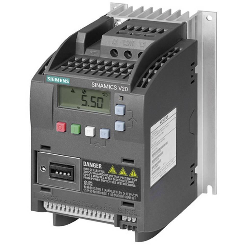 Siemens frekvenční měnič FSA 0.75 kW 3fázový 400 V