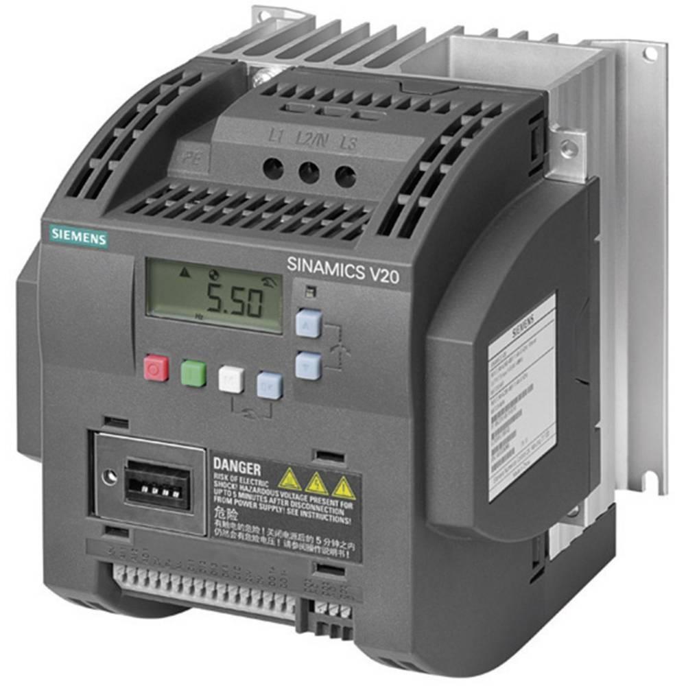 Siemens frekvenční měnič FSB 4.0 kW 3fázový 400 V