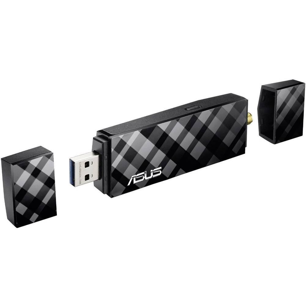 Asus USB-AC56 Wi-Fi adaptér USB 3.2 Gen 1 (USB 3.0) 1.2 GBit/s