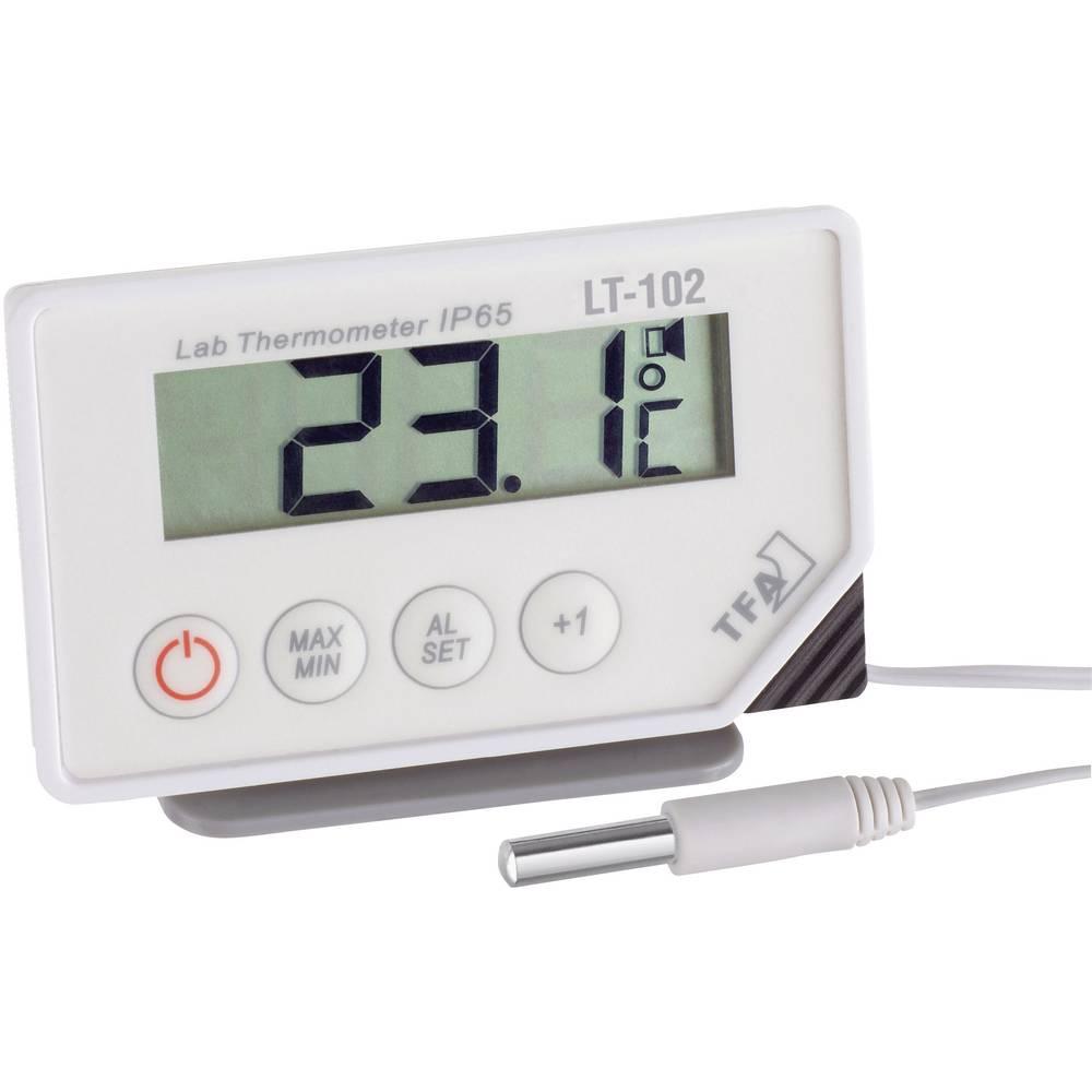 teploměr TFA Dostmann LT-102, Teplotní rozsah -40 do +70 °C, typ senzoru NTC
