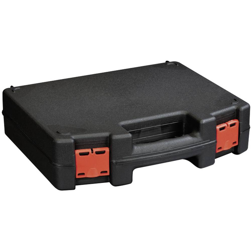 Alutec 56635 box na nářadí plast černá, červená